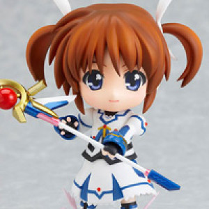 Good Smile Company's Nendoroid Takamachi Nanoha 1st Movie Version