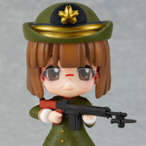 Hobby Japan's Nendoroid Jiei-tan