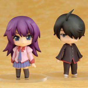 Good Smile Company's Nendoroid Puchi Bakemonogatari Set #1