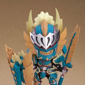Nendoroid Male Zinogre Alpha Armor Ver.
