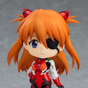 Nendoroid Shikinami Asuka Langley Plugsuit Ver.