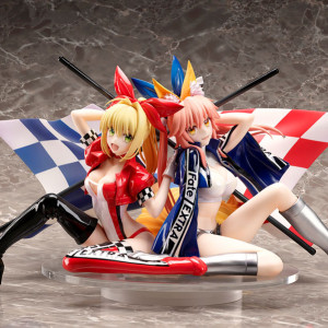 Nero Claudius & Tamamo no Mae Type-Moon Racing Ver