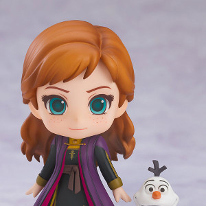 Nendoroid Anna Travel Costume Ver.