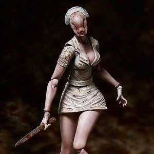 figma Bubble Head Nurse