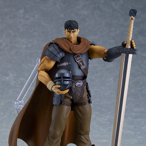 figma Guts Band of the Hawk Ver. Repaint Edition