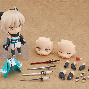 Nendoroid Saber / Okita Souji Ascension Ver.