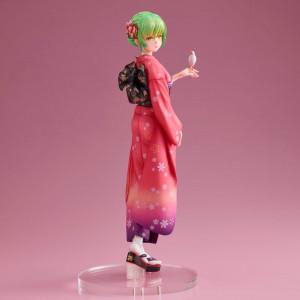 Yukari-chan Kimono Illustration by Momoko