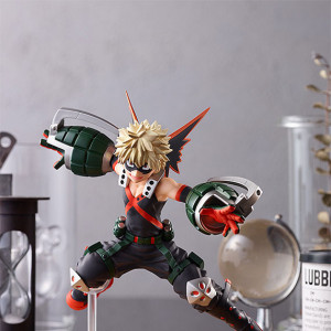 POP UP PARADE Bakugo Katsuki Hero Costume Ver.