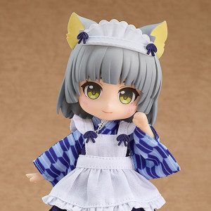 Nendoroid Doll Cat Ears Maid: Yuki