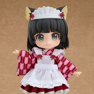 Nendoroid Doll Cat Ears Maid: Sakura