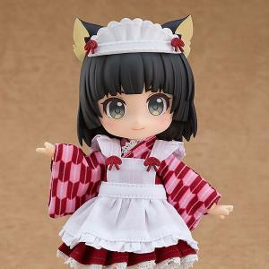 Nendoroid Doll Cat Ears Maid: Sakura