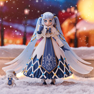 figma Snow Miku: Glowing Snow Ver.