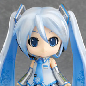 Good Smile Company's Nendoroid Snow Miku