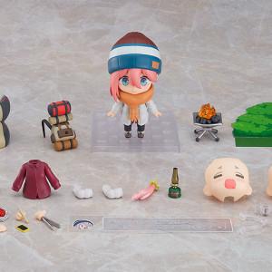 Nendoroid Kagamihara Nadeshiko Solo Camp Ver. DX Edition