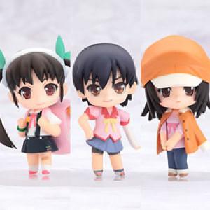 Good Smile Company's Nendoroid Puchi Bakemonogatari Set #2
