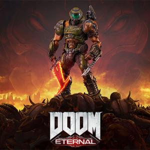 figma Doom Slayer