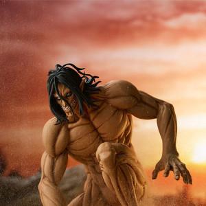 POP UP PARADE Eren Yeager Attack Titan Ver.