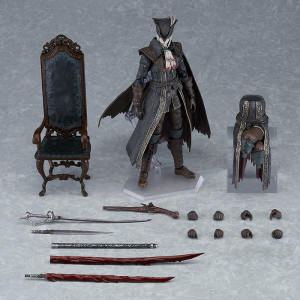 figma Lady Maria of the Astral Clocktower DX Edition