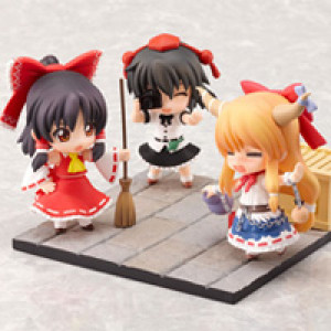 Good Smile Company's Nendoroid Puchi Touhou Project Set #1