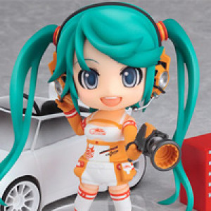 Good Smile Company's Nendoroid Racing Miku