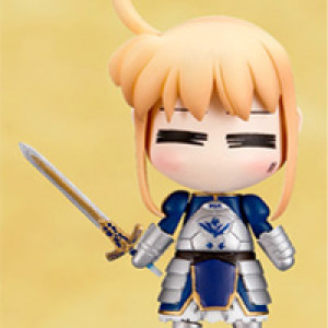 Good Smile Company's Nendoroid Hetare Saber Wonfest 2006 Version