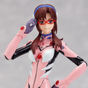 Max Factory's figma Makinami Mari Illustrious New Plugsuit Version