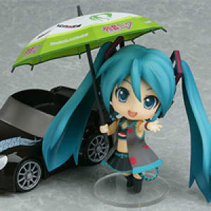 Good Smile Company's Nendoroid Hatsune Miku Race Queen Version