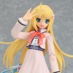 Max Factory's figma Aya Kagura School Uniform Version