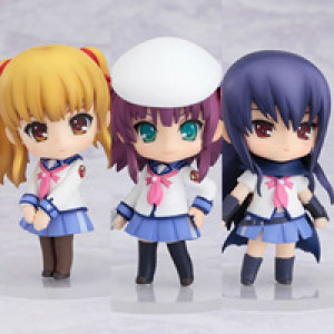 Good Smile Company's Nendoroid Puchi Angel Beats! #1