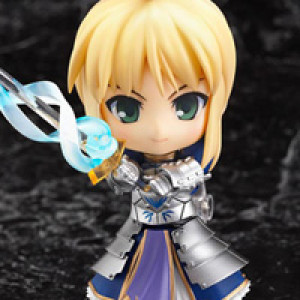 Good Smile Company's Nendoroid Saber Super Moveable Edition