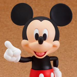 Good Smile Company's Nendoroid Mickey Mouse