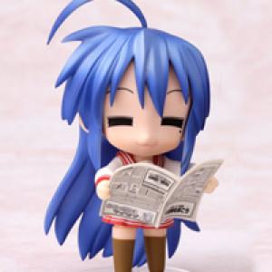 Good Smile Company's Nendoroid Izumi Konata Saitama Shinbun Version
