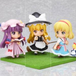 Good Smile Company's Nendoroid Puchi Touhou Project Set #2