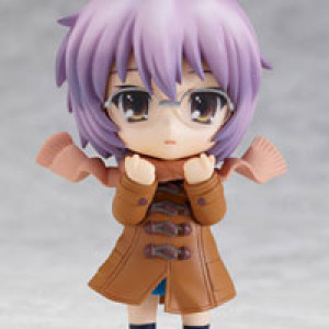Good Smile Company's Nendoroid Nagato Yuki Disappearance Version