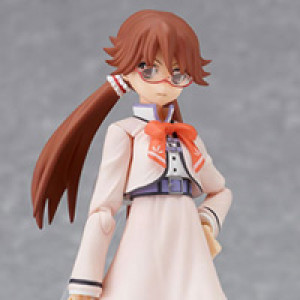 Max Factory's figma Miyuki Mana School Uniform Version