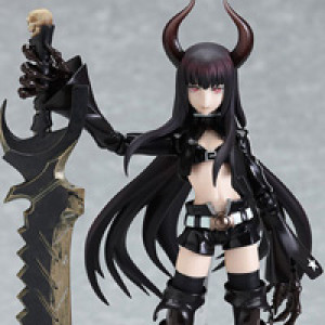 Max Factory's figma Black Gold Saw