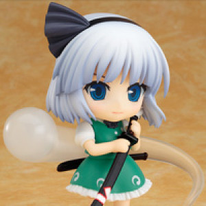 Good Smile Company's Nendoroid Konpaku Youmu